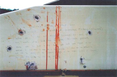 Boston Bombing Trial Evidence Dzhokhar Tsarnaev