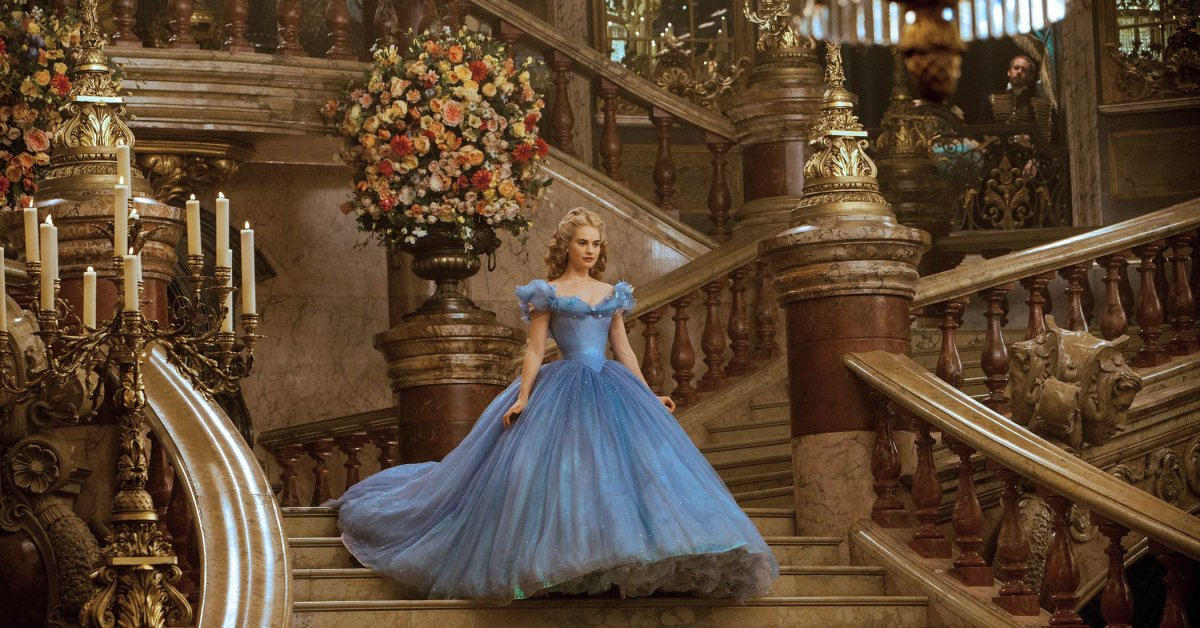 Lily James On Cinderella Corsets And Whether She Ll Return To