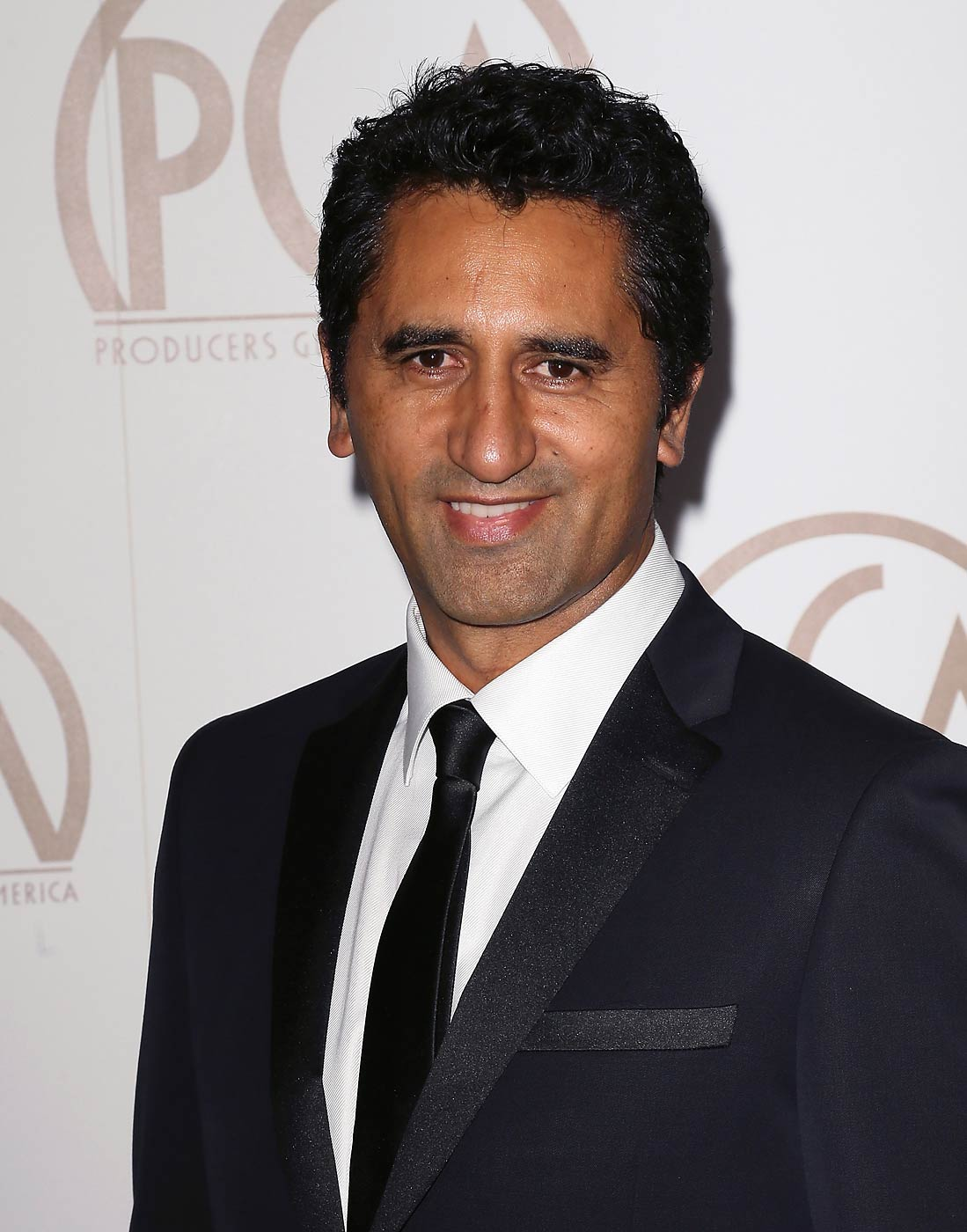 Cliff Curtis attends the 26th Annual Producers Guild of America Awards at the Hyatt Regency Century Plaza on Jan. 24, 2015 in Los Angeles, Calif.
