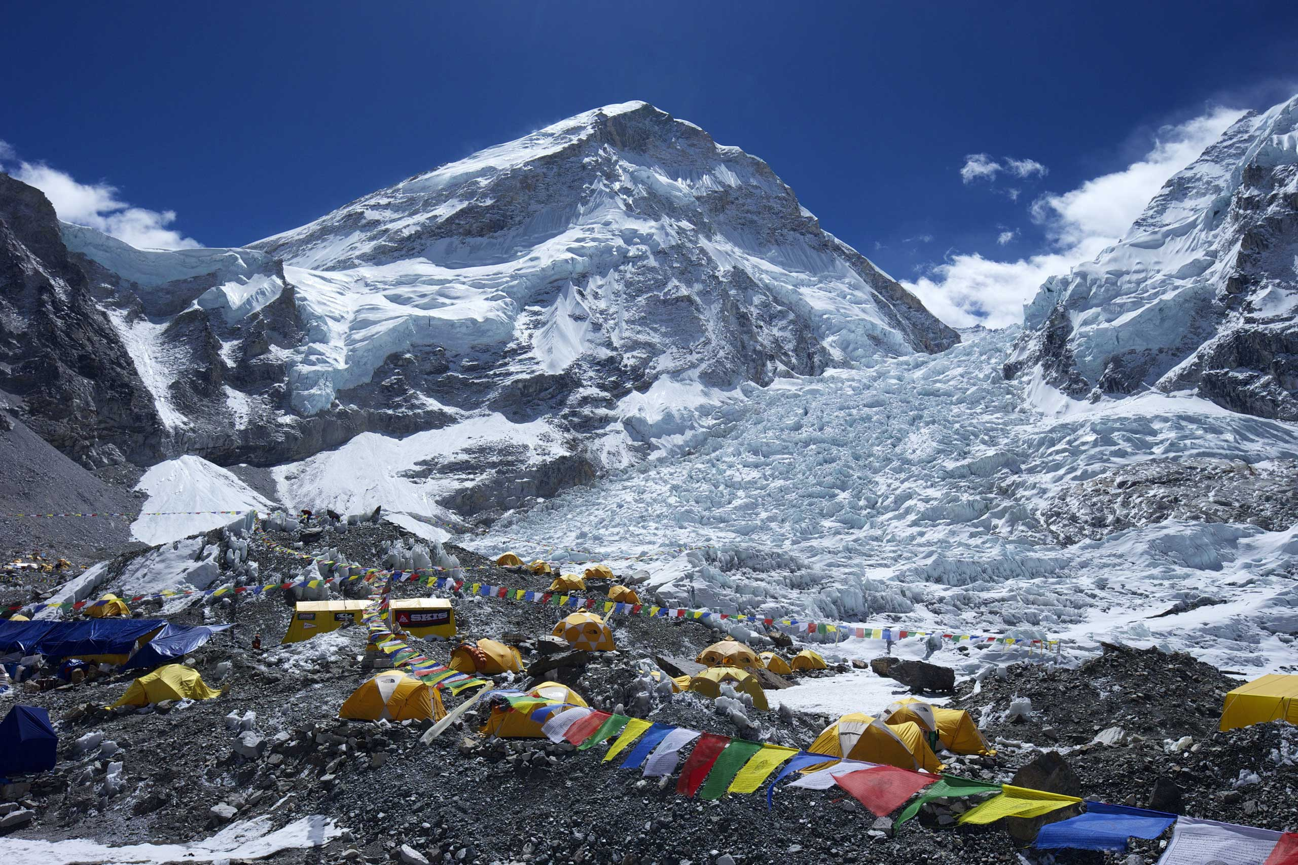 Picture of: Mount Everest Virtual Tour On Google Maps Time