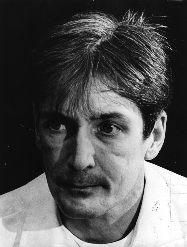 Gary Gilmore pictured in January of 1977