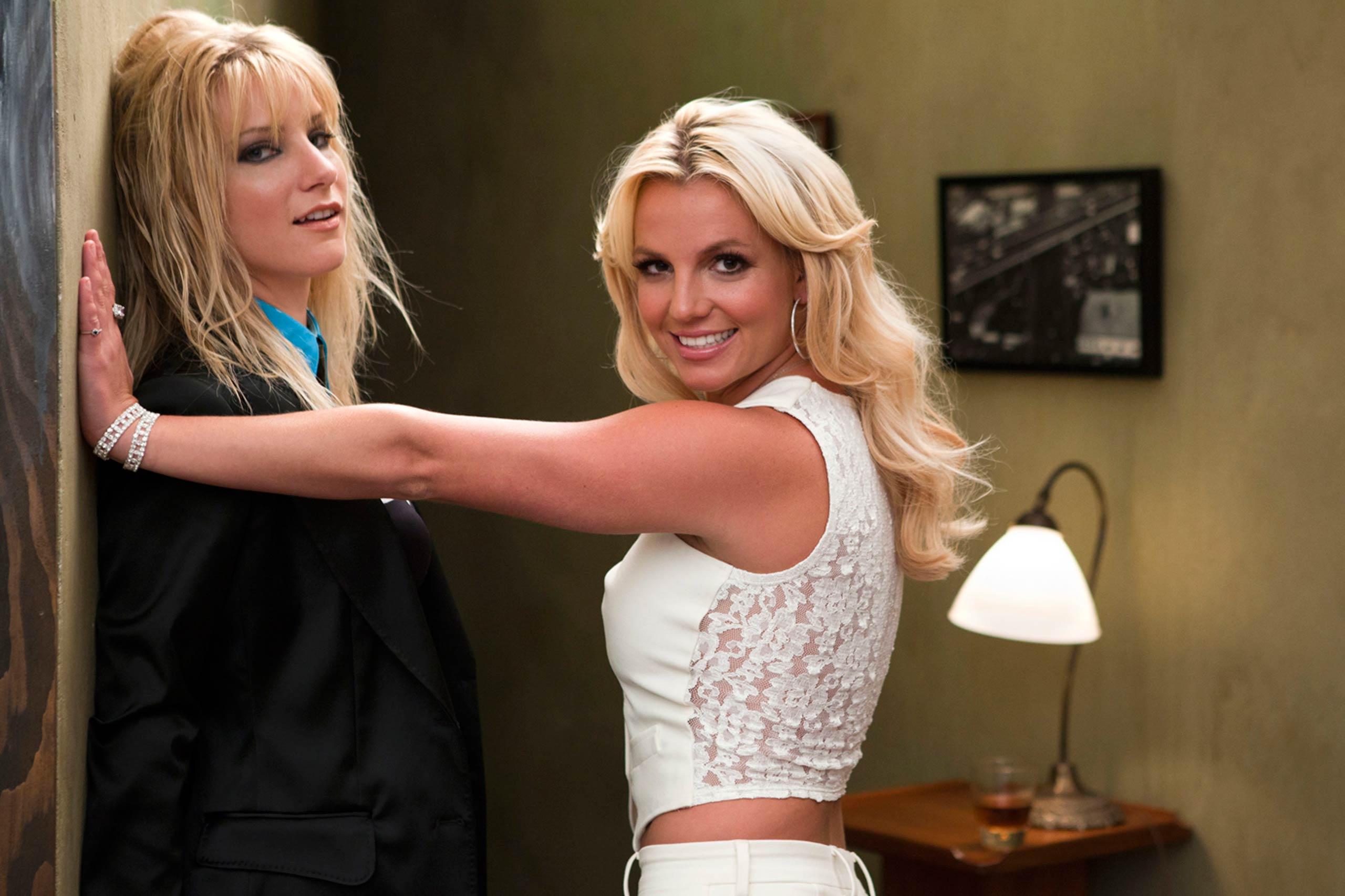 Britney Spears as herself