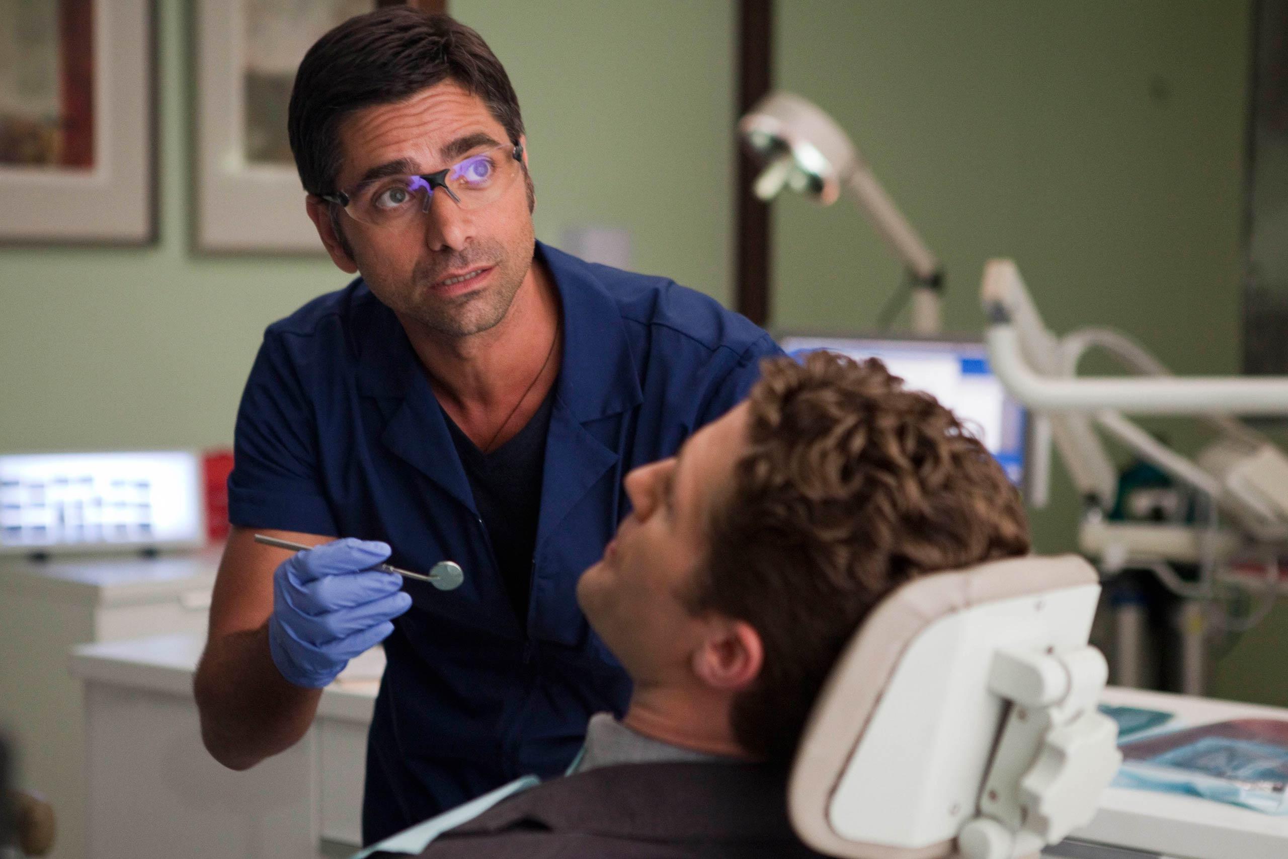 John Stamos as Dr. Carl
