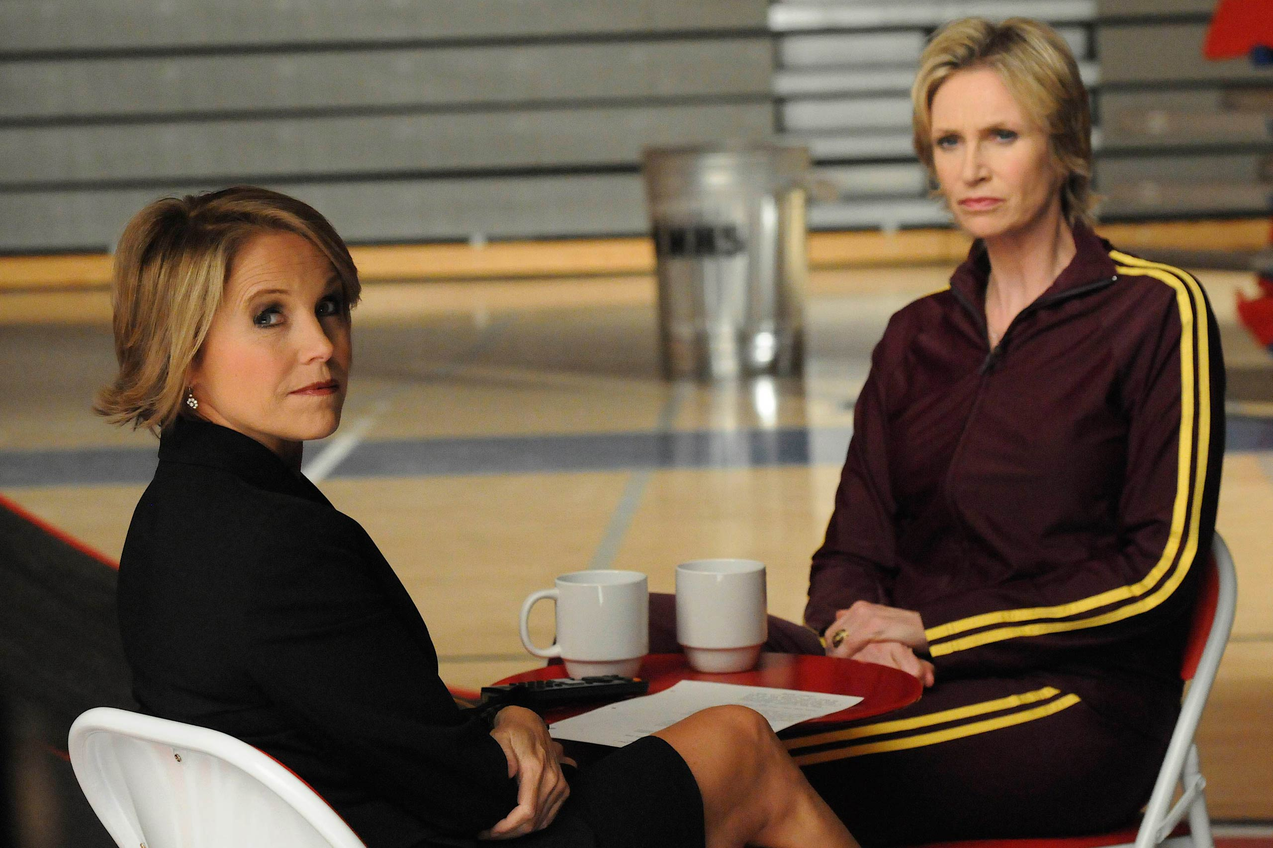 Katie Couric as herself