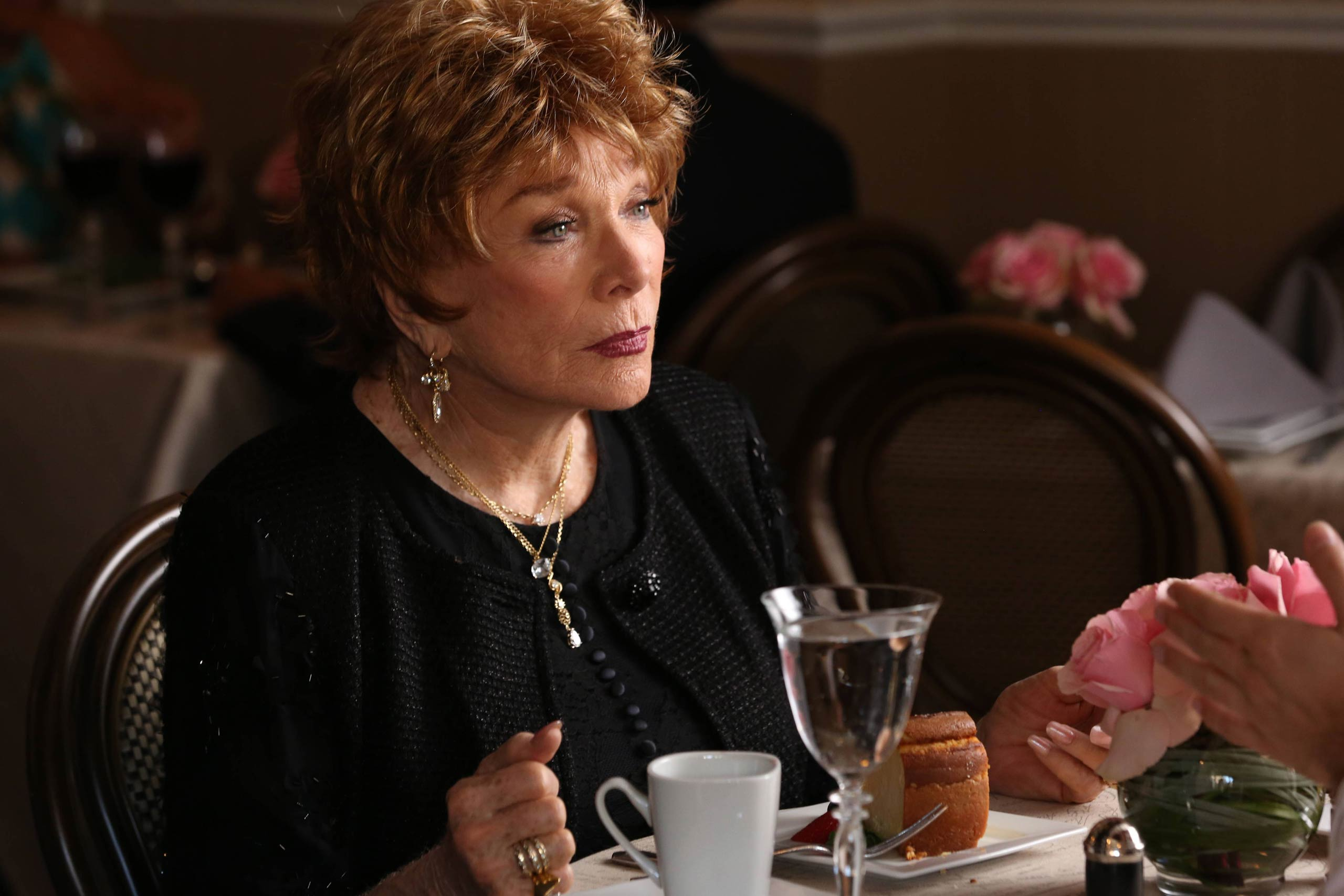 Shirley MacLaine as June Dolloway