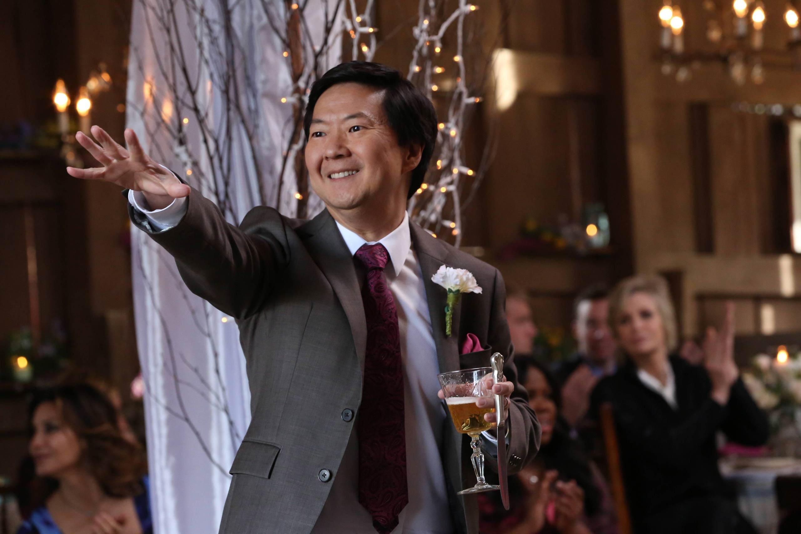 Ken Jeong as Pierce Pierce