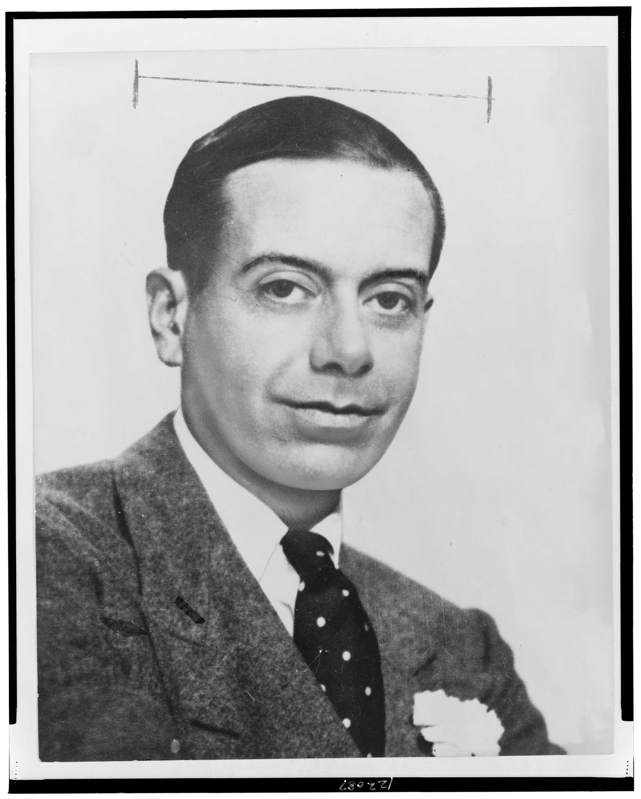 """Cole Porter's first musical to integrate songs and the storyline was a retelling of Shakespeare's """"Taming of the Shrew."""" (Library of Congress)"""