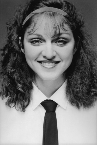 Smiling Madonna