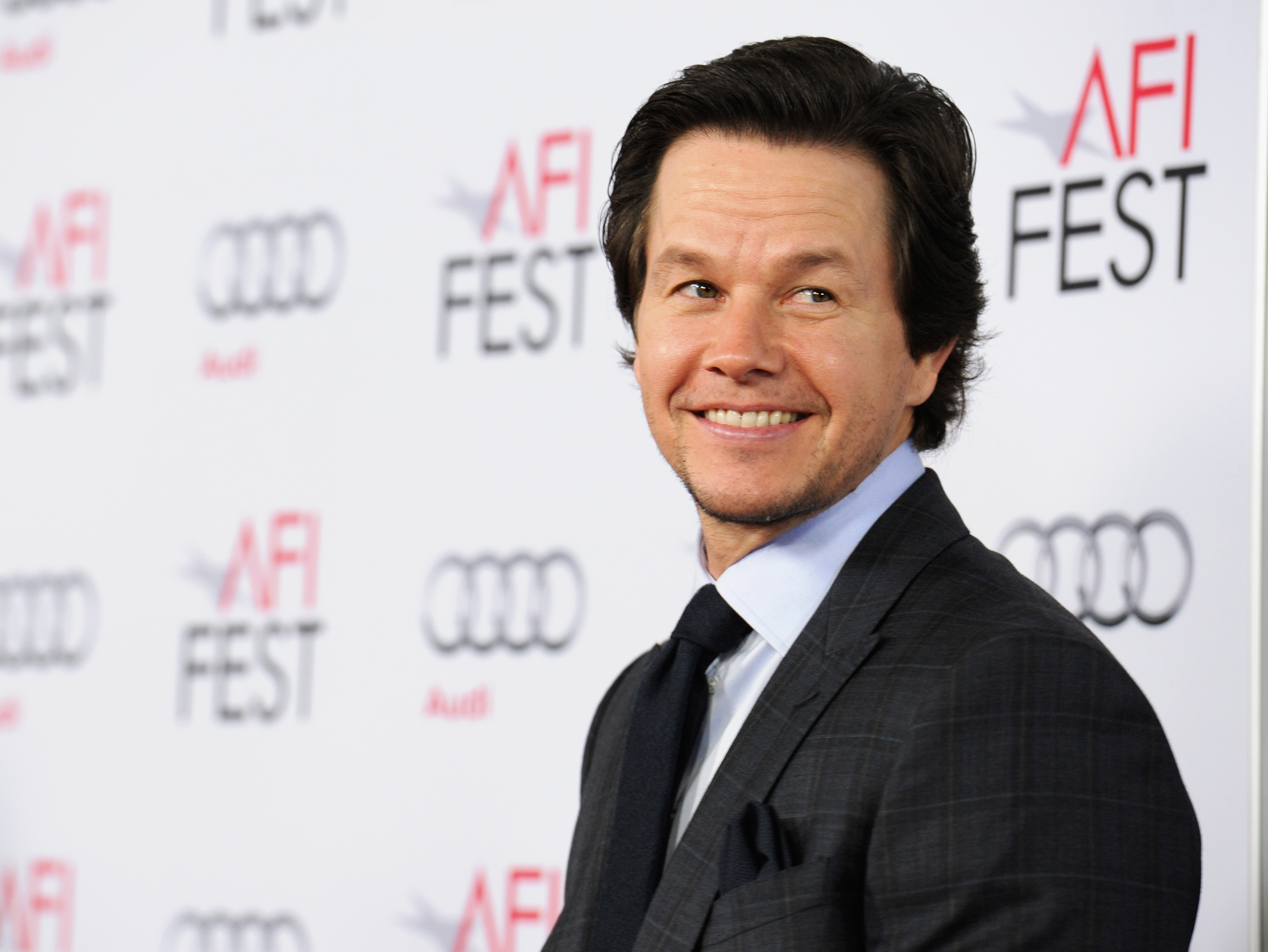 Actor Mark Wahlberg attends the screening of  The Gambler  during the AFI FEST 2014 presented by Audi at Dolby Theatre on Nov. 10, 2014 in Hollywood, Calif.