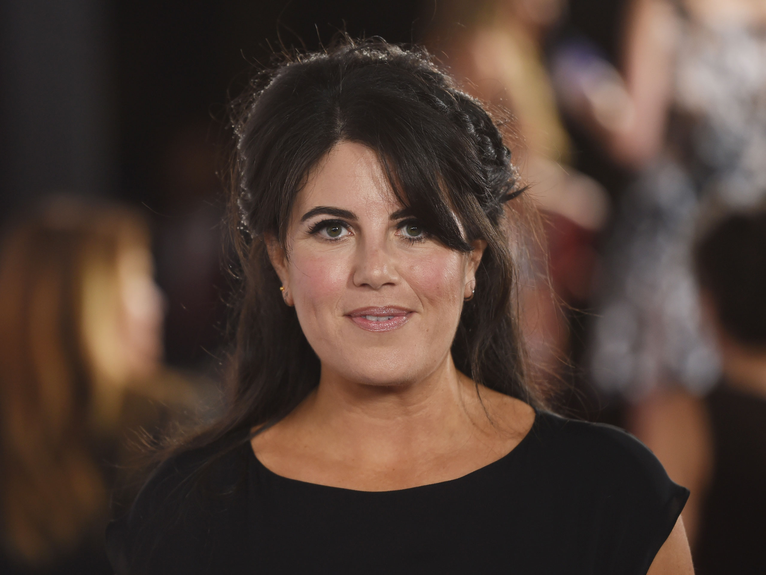 Monica Lewinsky in Los Angeles, Dec. 7, 2014.