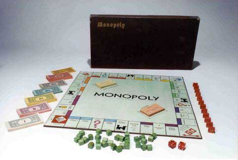 Monopoly Game 1936