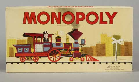 Monopoly in 1957