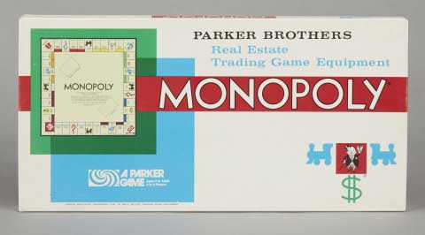 Monopoly in 1962