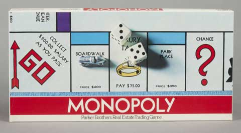 Monopoly in 1976