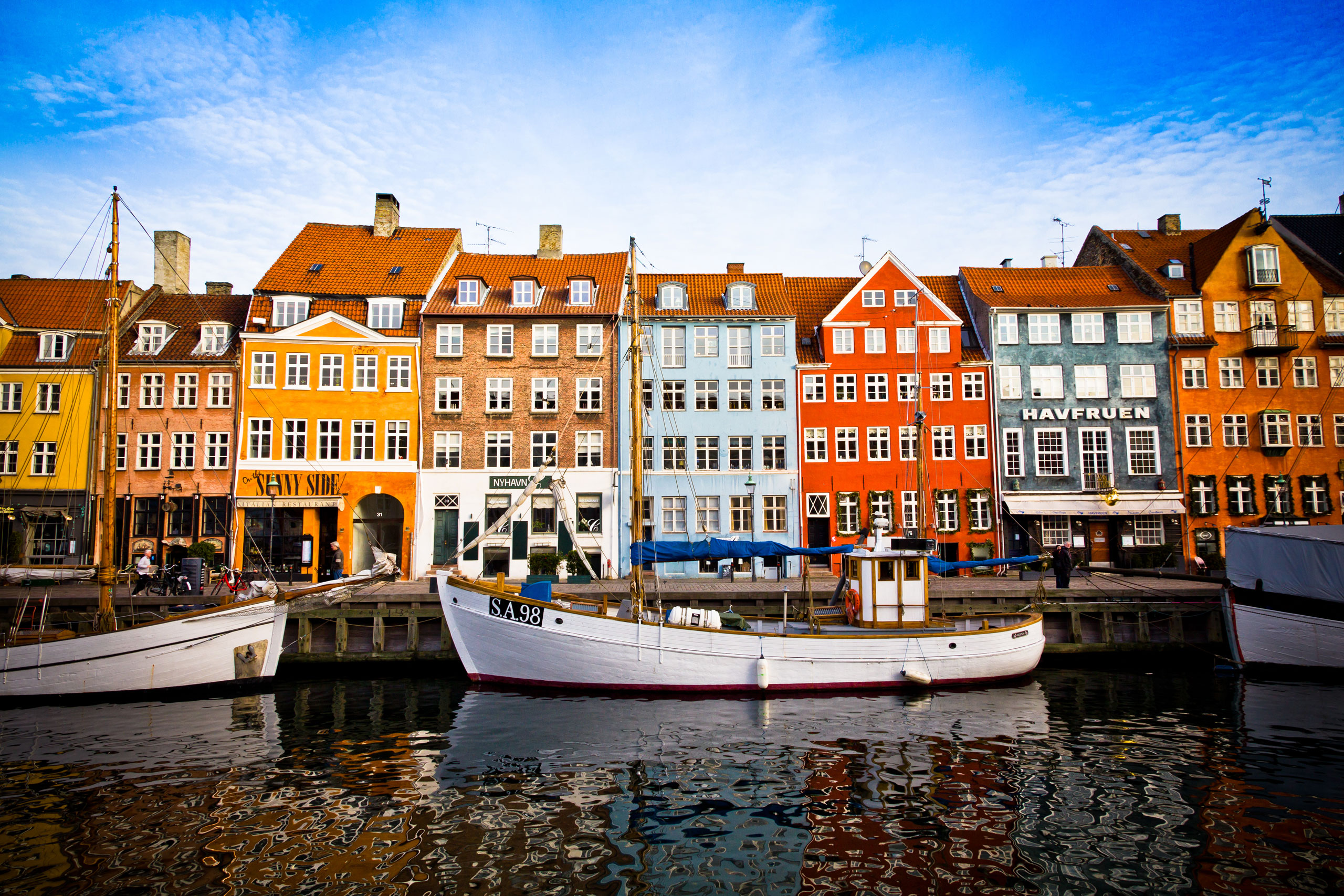 8. Copenhagen, Denmark