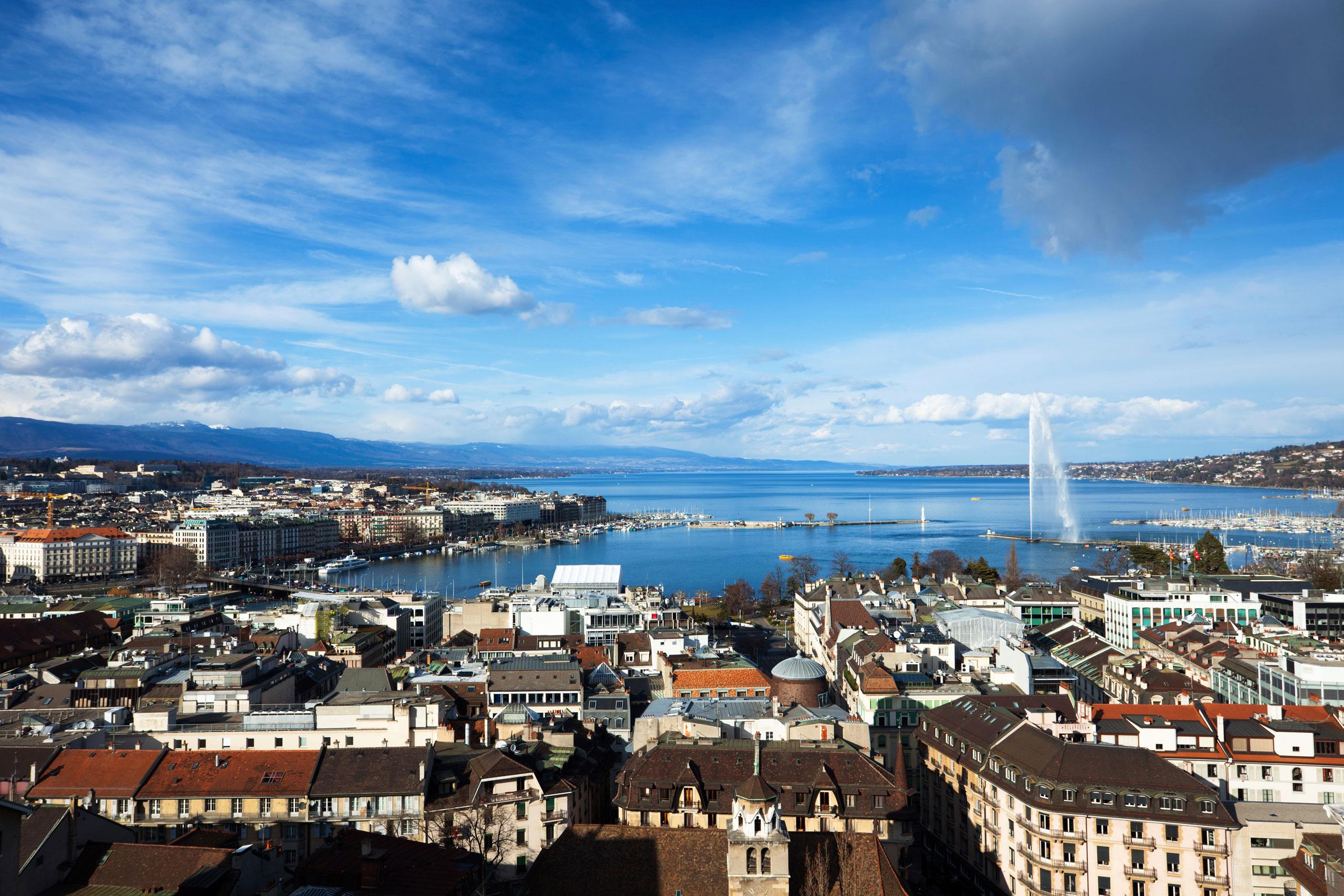 7. Geneva, Switzerland