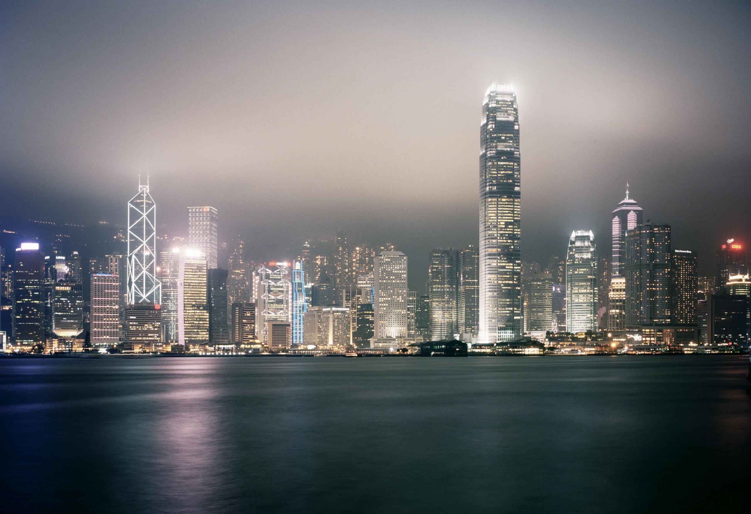 9. Hong Kong, China