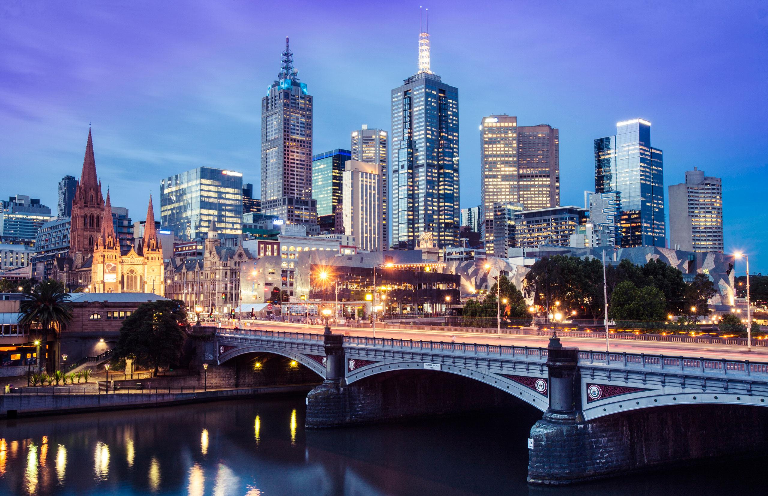 6. Melbourne, Australia