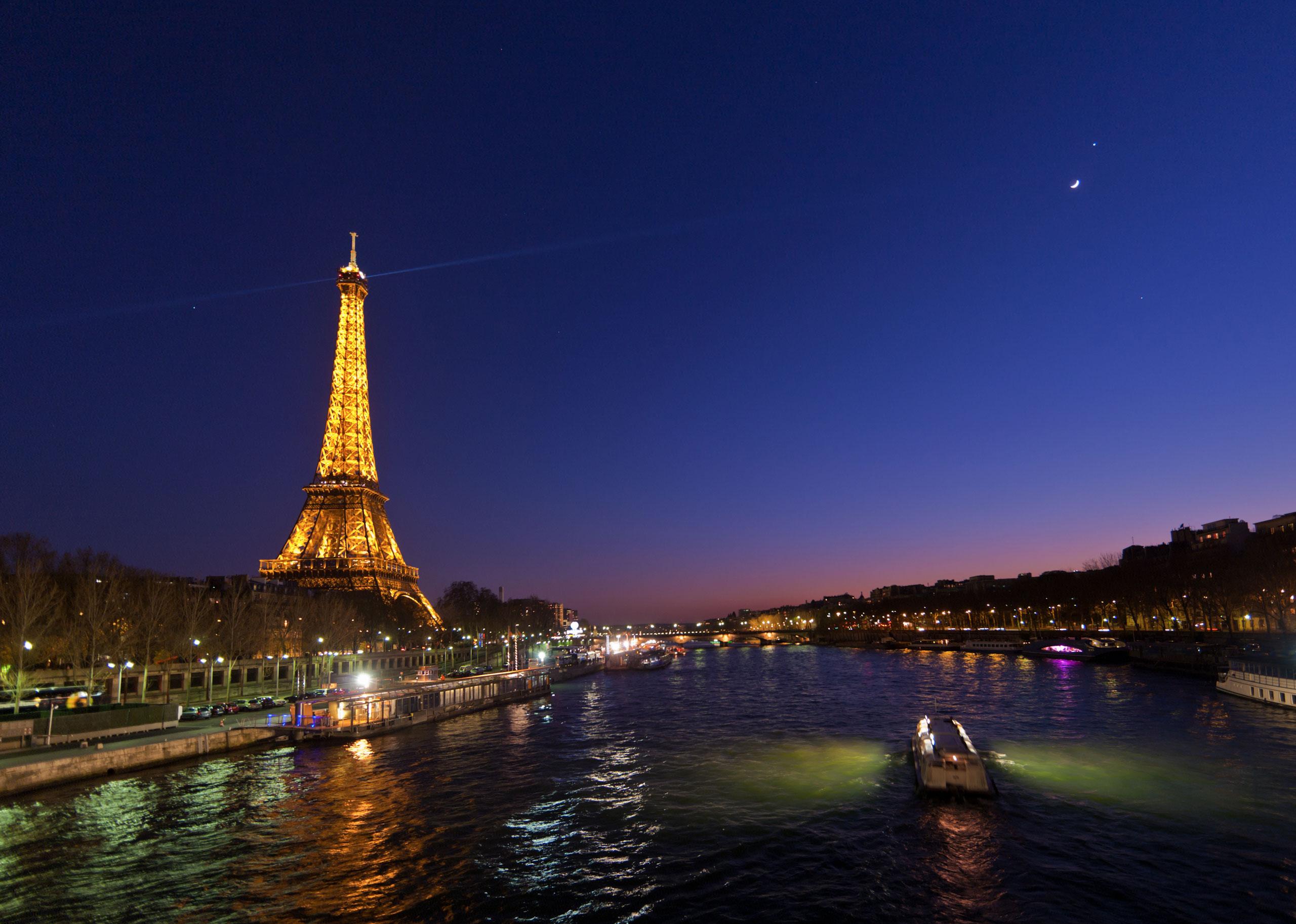 <strong>2. Paris, France