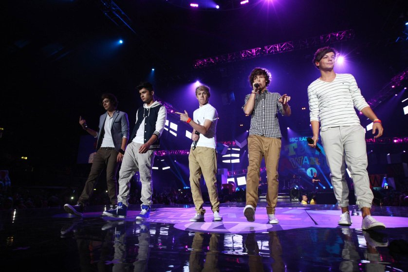 BBC Radio 1 Teen Awards - Show