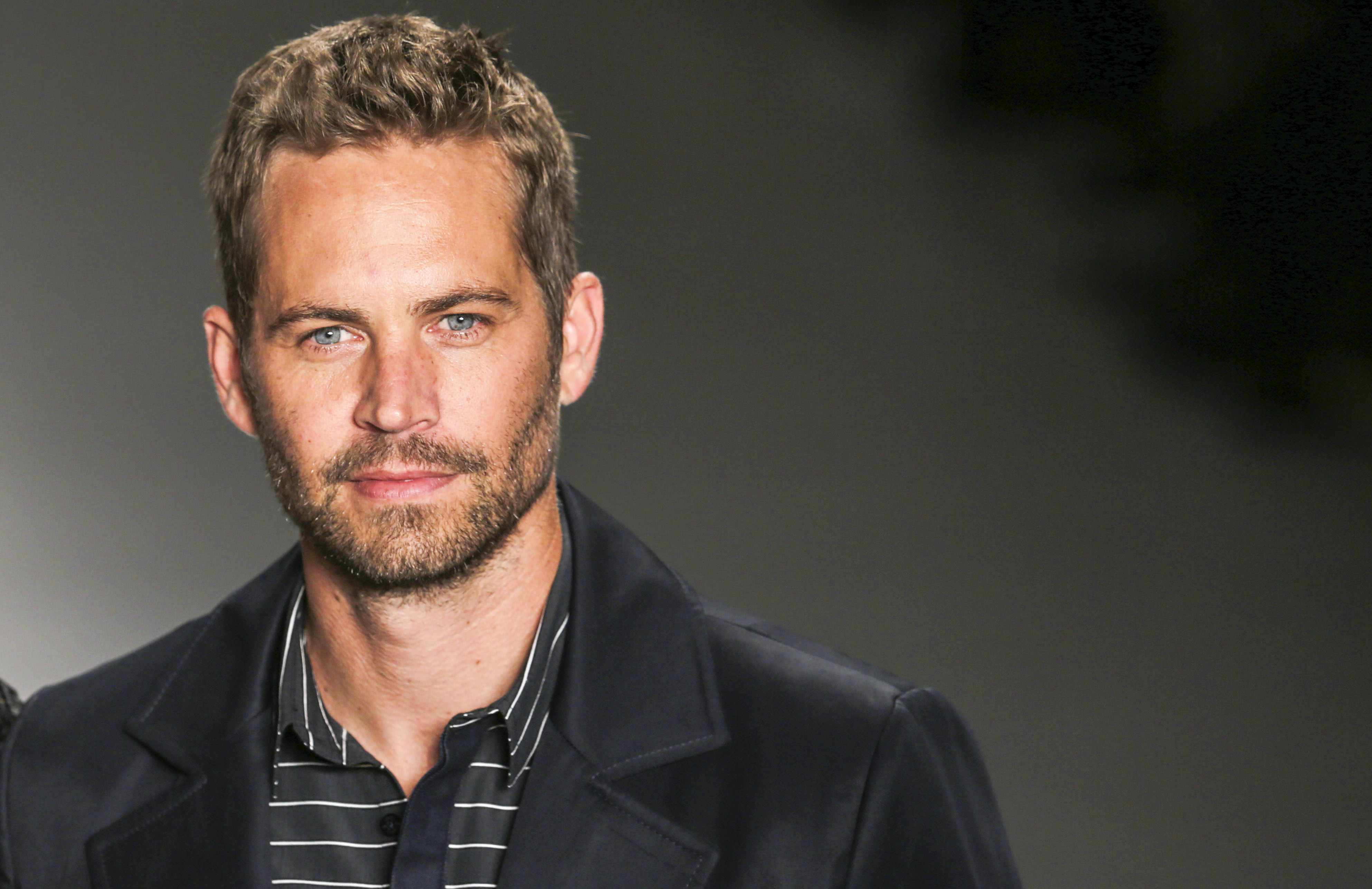 Actor Paul Walker walks the runway at the Samuel Cirnansck show during Sao Paulo Fashion Week Summer 2013/2014 on March 21, 2013 in Sao Paulo, Brazil.