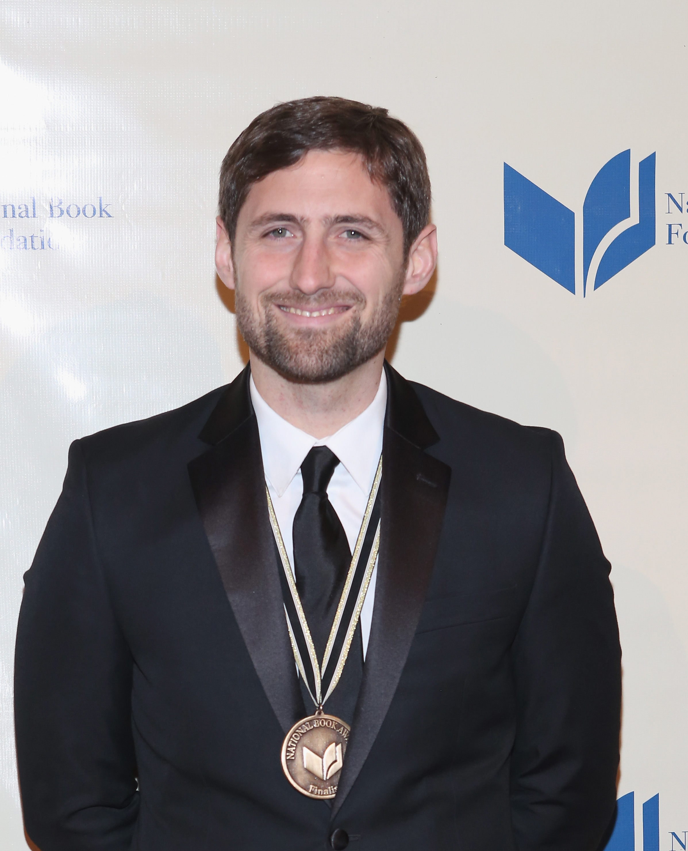 Phil Klay attends the National Book Awards on Nov. 19, 2014 in New York City.