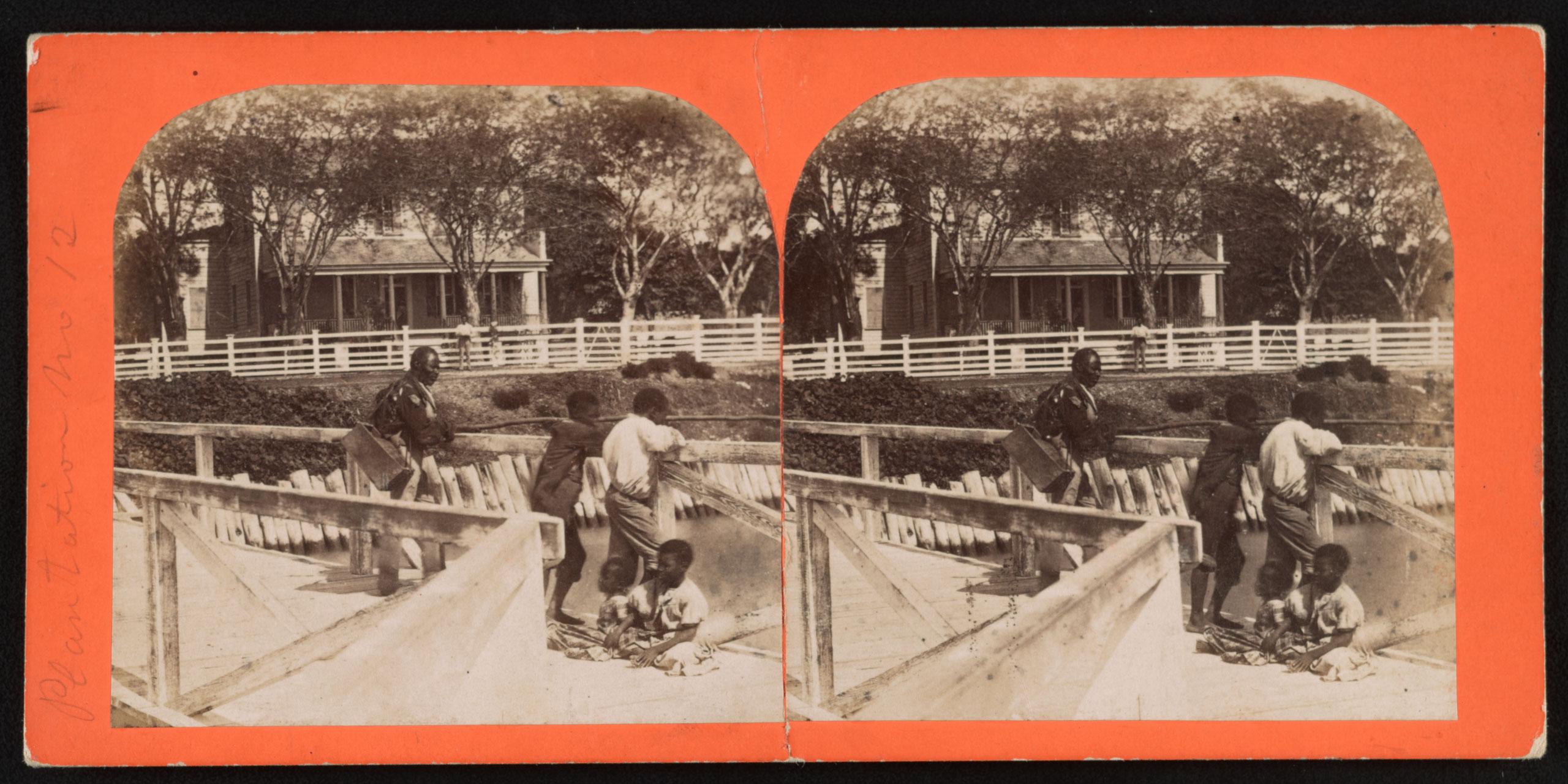 Rockville Plantation, Charleston, S.C., January 1863.