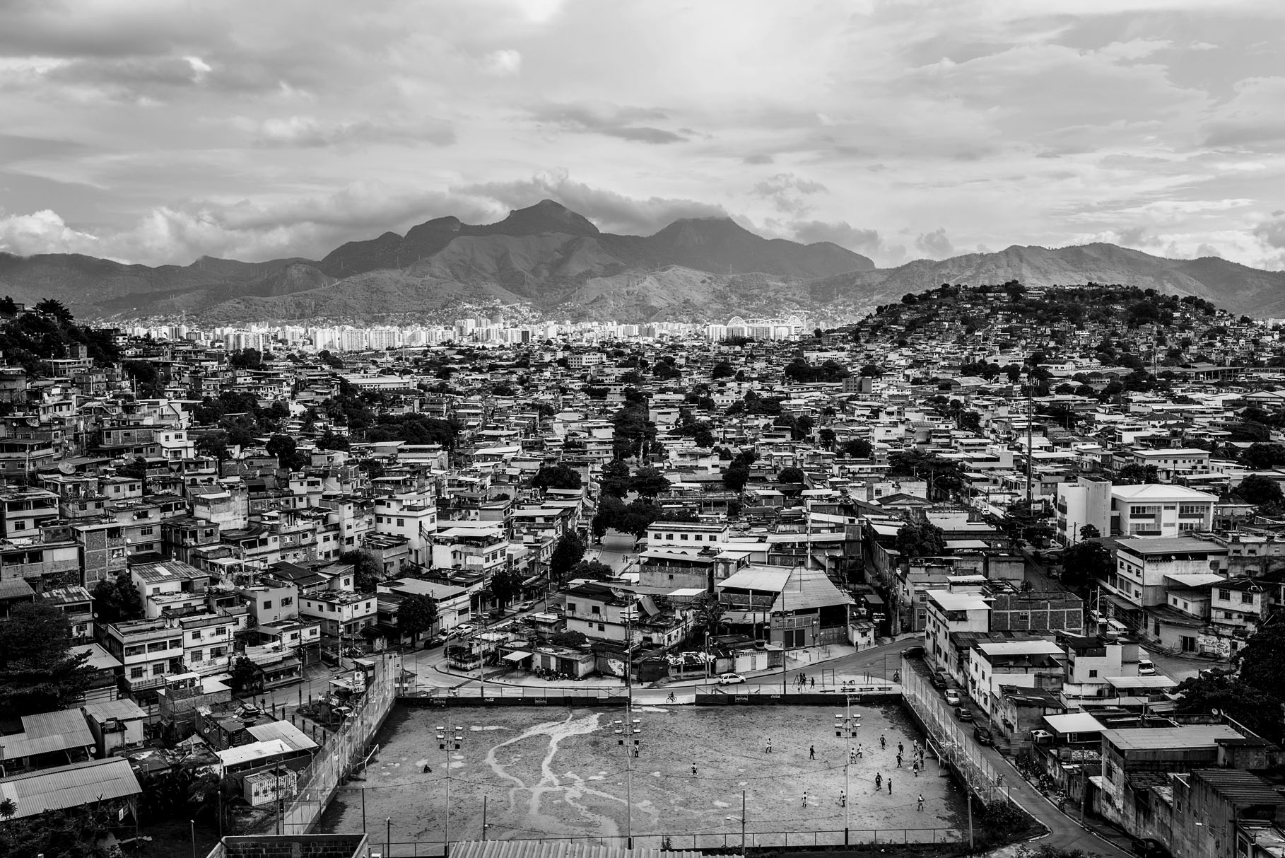The New York Times Magazine: 'The Media Doesn't Care What Happens Here'The Complexo do Alemão favelas in Rio de Janeiro.