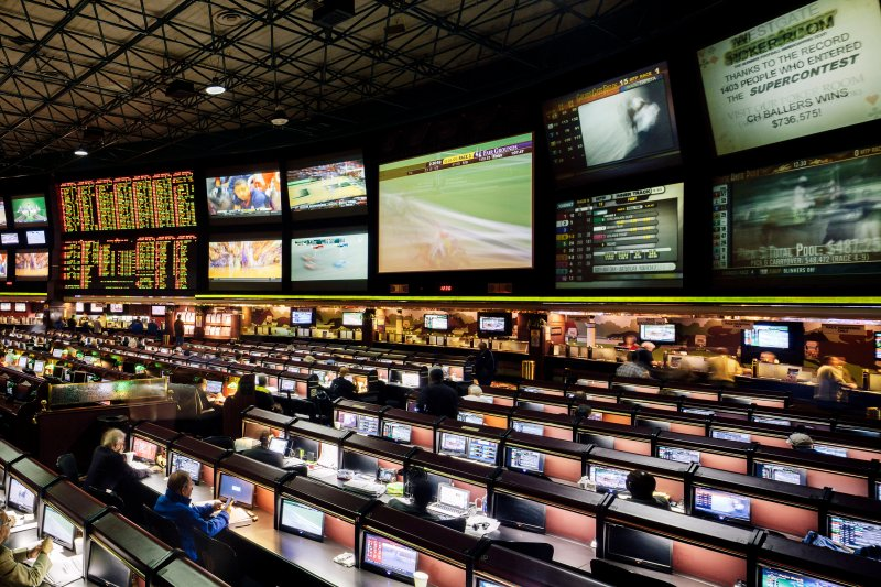 At over 30,000 sq. ft., Westgate LasVegas SuperBook is the U.S.'s largest general sports-betting venue. With the high energy, being there is like watching a game in an arena.