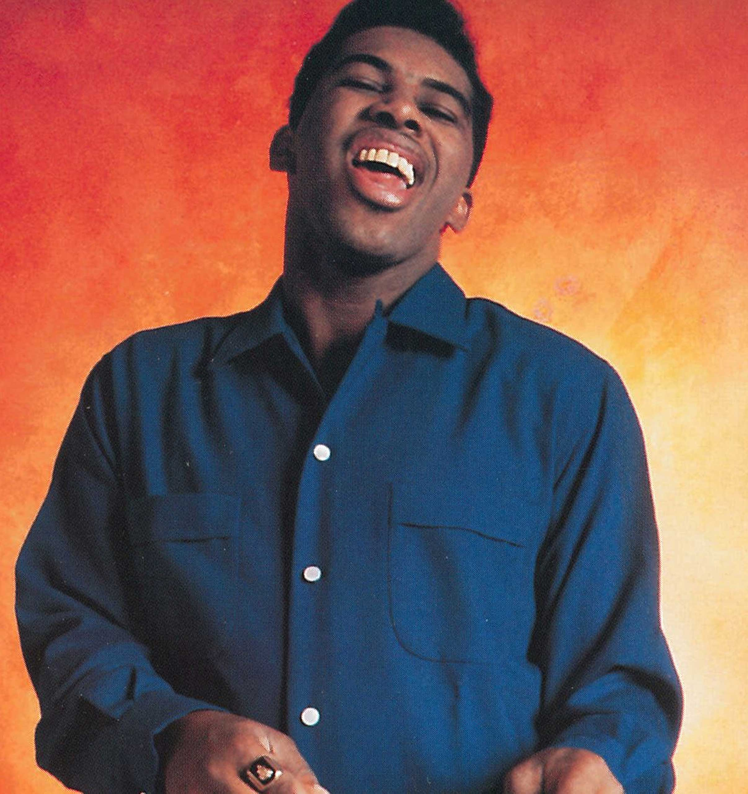 """Inspired by a gospel song, Ben E. King's """"Stand by Me"""" was among the most broadcast songs of the 20th century. (Rhino Records/Library of Congress)"""