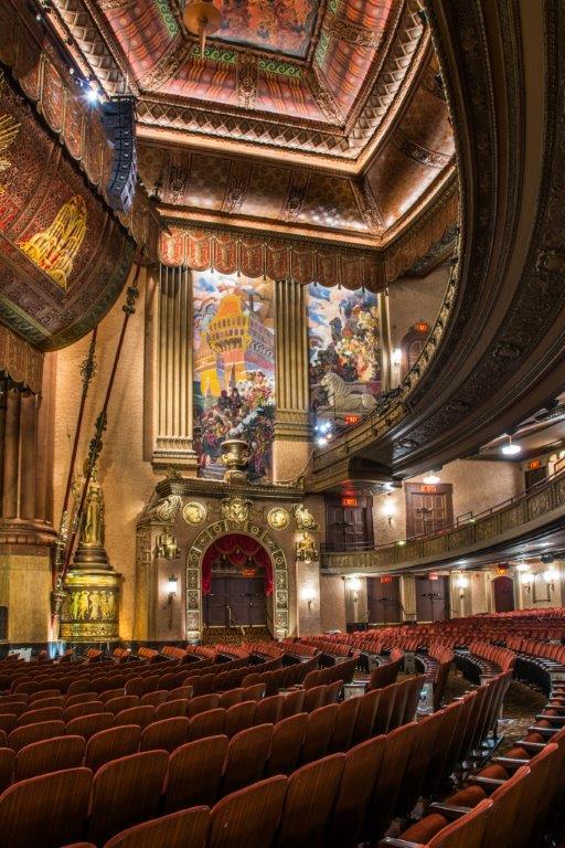 The Beacon Theatre Photograph by Larry Lederman