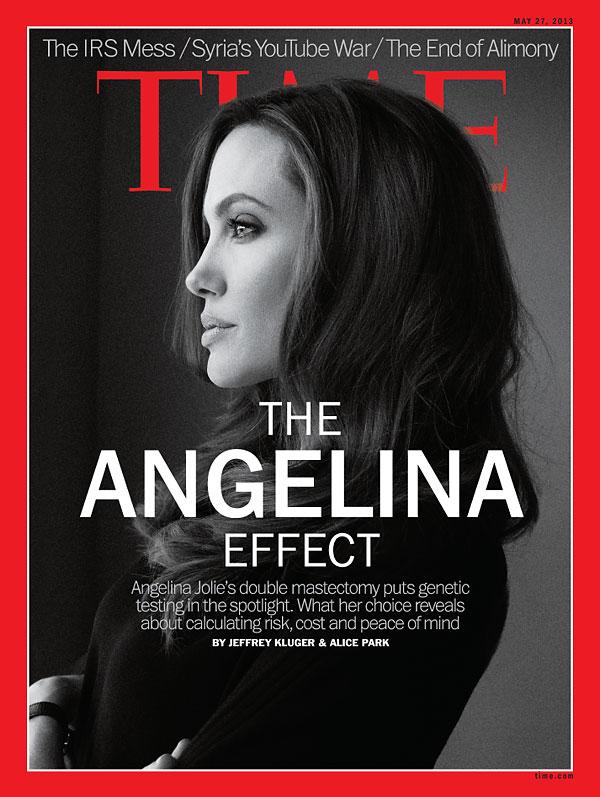 Angelina Jolie, May 27, 2013