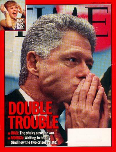 Bill Clinton, March 2, 1998