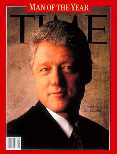 Bill Clinton, Jan. 4, 1993