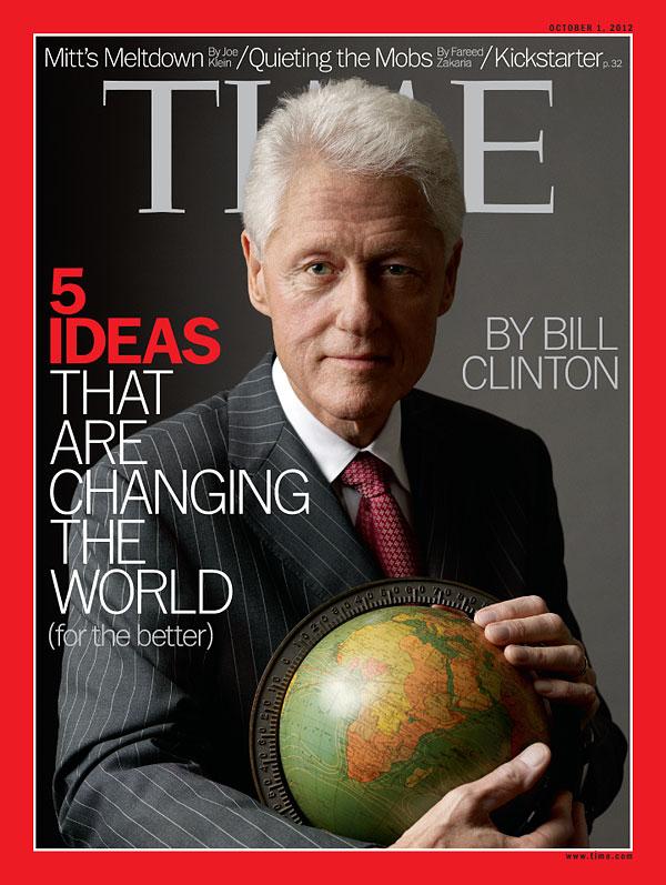 Bill Clinton, Oct. 1, 2012