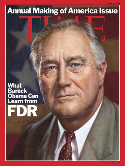 Franklin D. Roosevelt, July 6, 2009