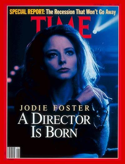 Jodie Foster, Oct. 14, 1991