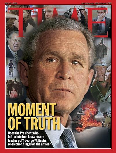 George W. Bush, May 24, 2004