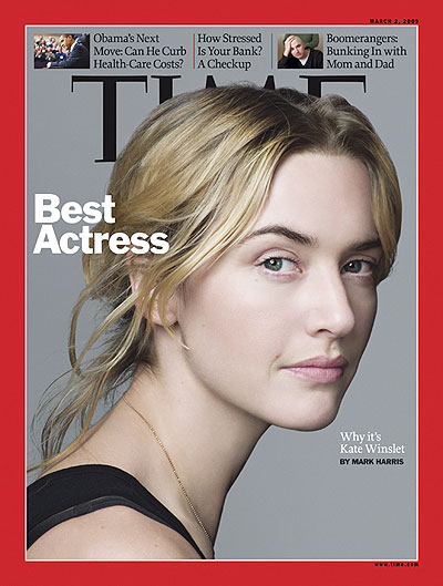 Kate Winslet, March 2, 2009