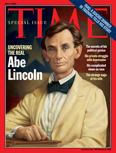 Abraham Lincoln, July 4, 2005