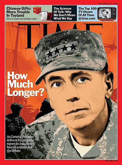 David Petraeus, Sept. 17, 2007