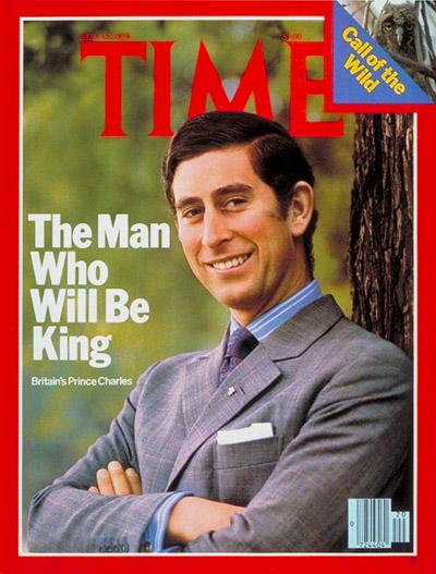 Prince Charles, May 15, 1978