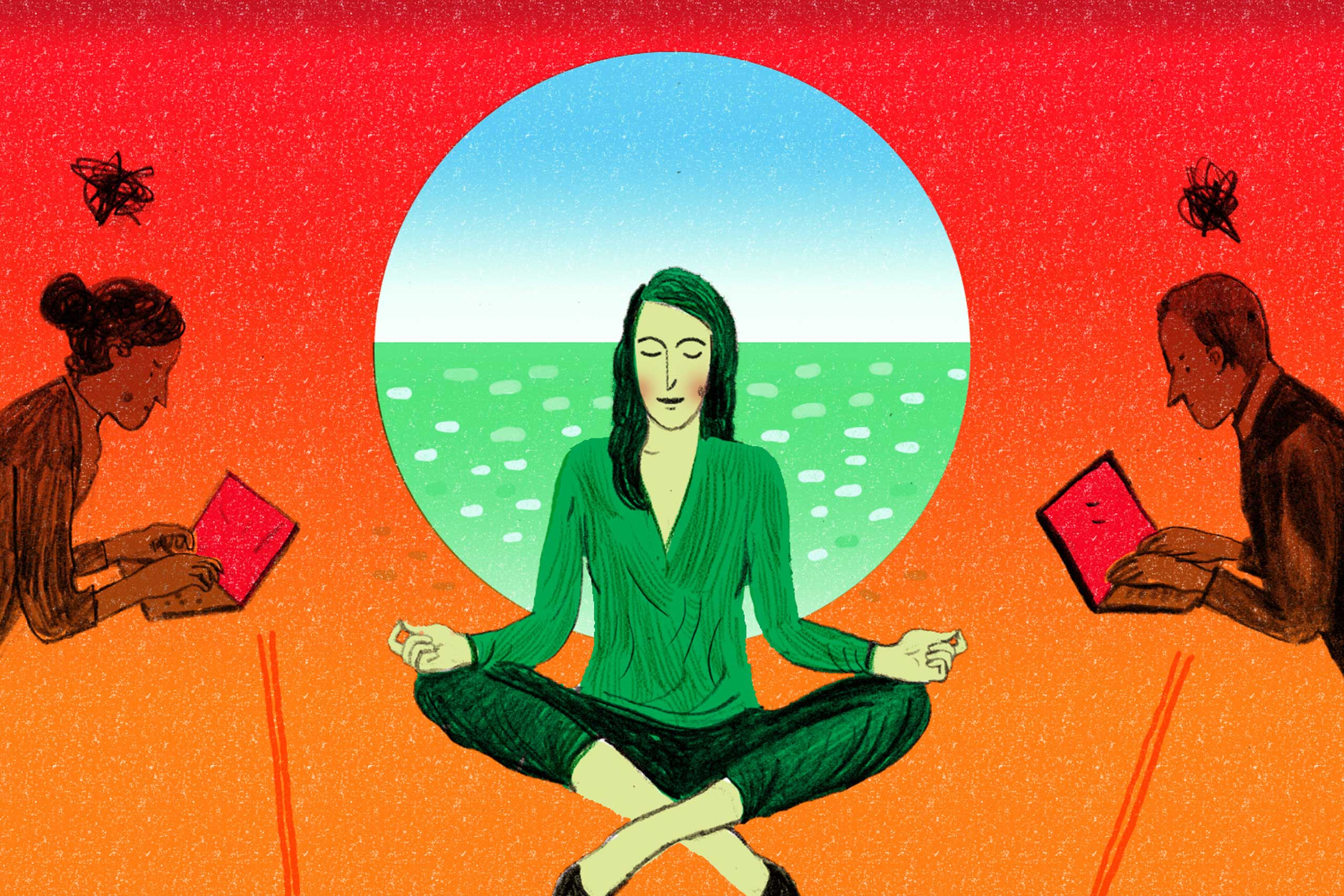 "<strong><a href=""http://time.com/3479384/meditation-benefits/"" target=""_blank"">You Asked: Is Meditation Really Worth It?</a></strong>                                   From easing stress to lowering heart disease risk, focusing your mind can do some amazing things for your body."