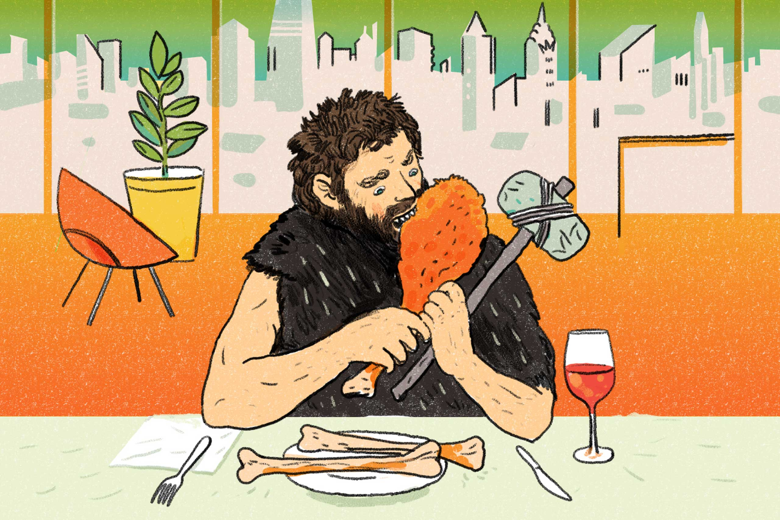 "<strong><a href=""http://time.com/3614394/paleo-diet"" target=""_blank"">You Asked: Should I Go Paleo?</a></strong> The pros and cons of eating like a caveman."