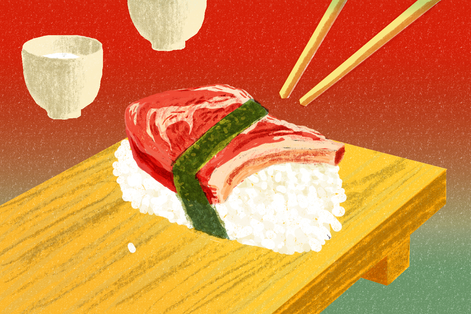 Sushi and Raw Beef: Why Can't I Eat Raw Meat? | Time