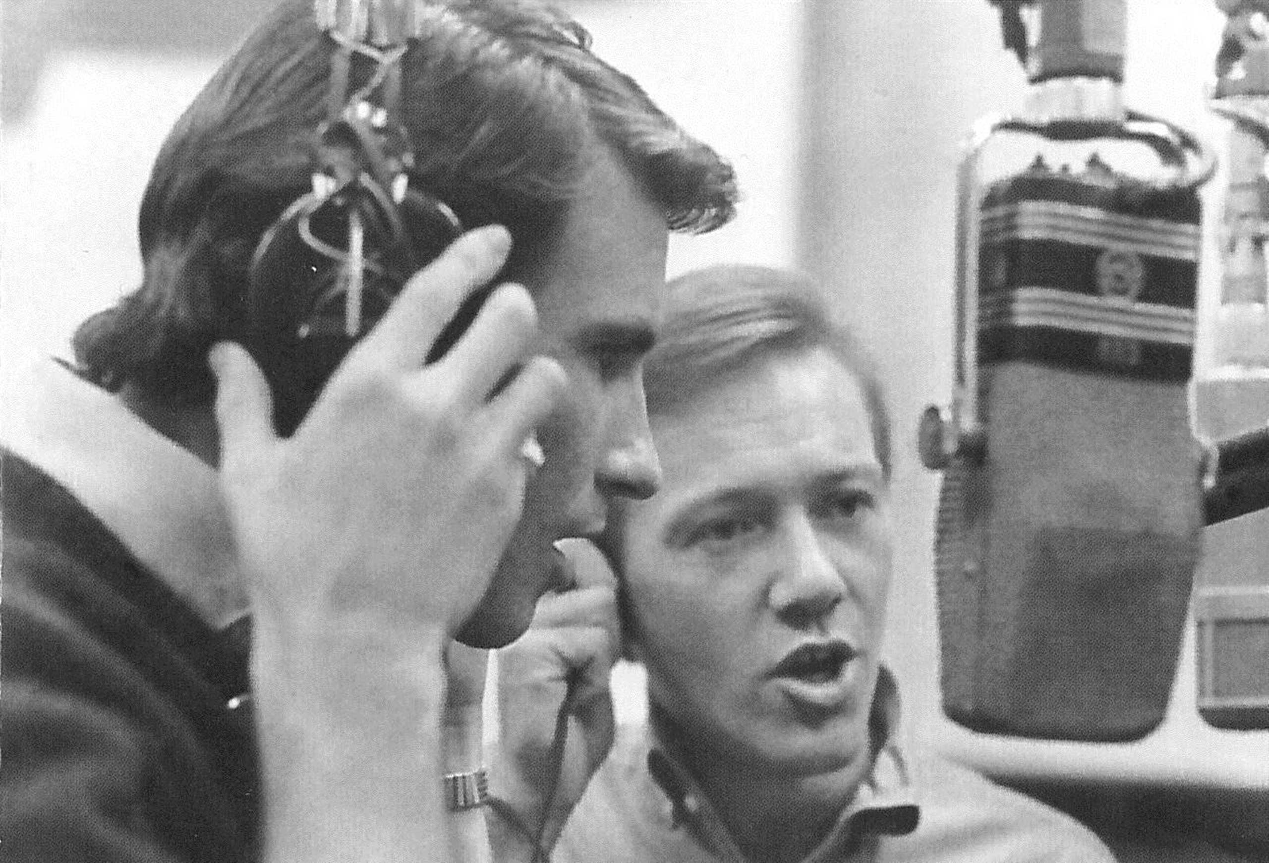 """The Righteous Brothers' """"You've Lost That Lovin' Feelin'"""" was among the most-played songs of the 20th century on radio and television. (Polydor/Library of Congress)"""
