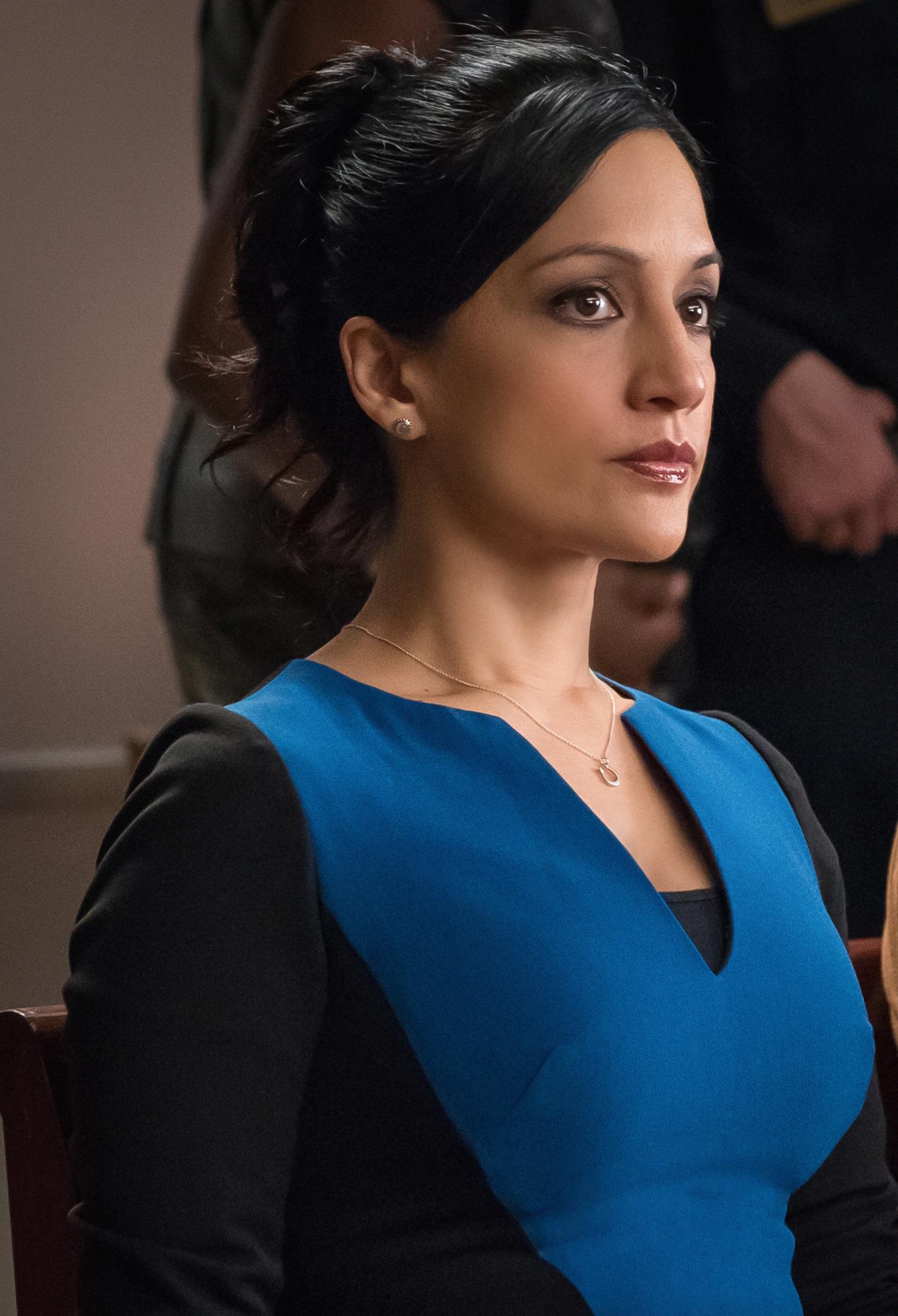 Archie Panjabi as Kalinda Sharma on The Good Wife