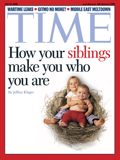 The July 10, 2006, cover of TIME