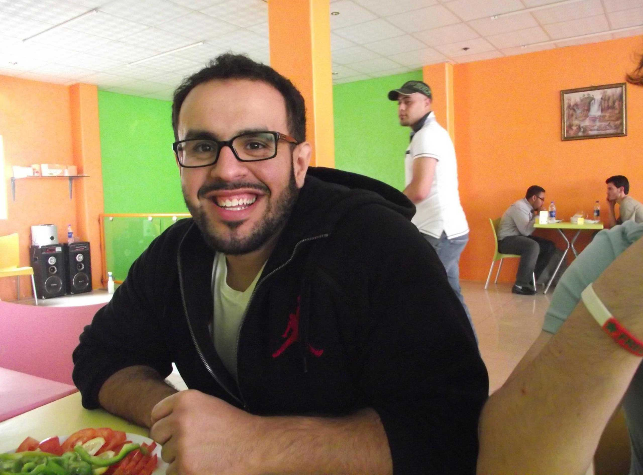 Ohio State graduate Mohamed Soltan is being held in an Egyptian prison.