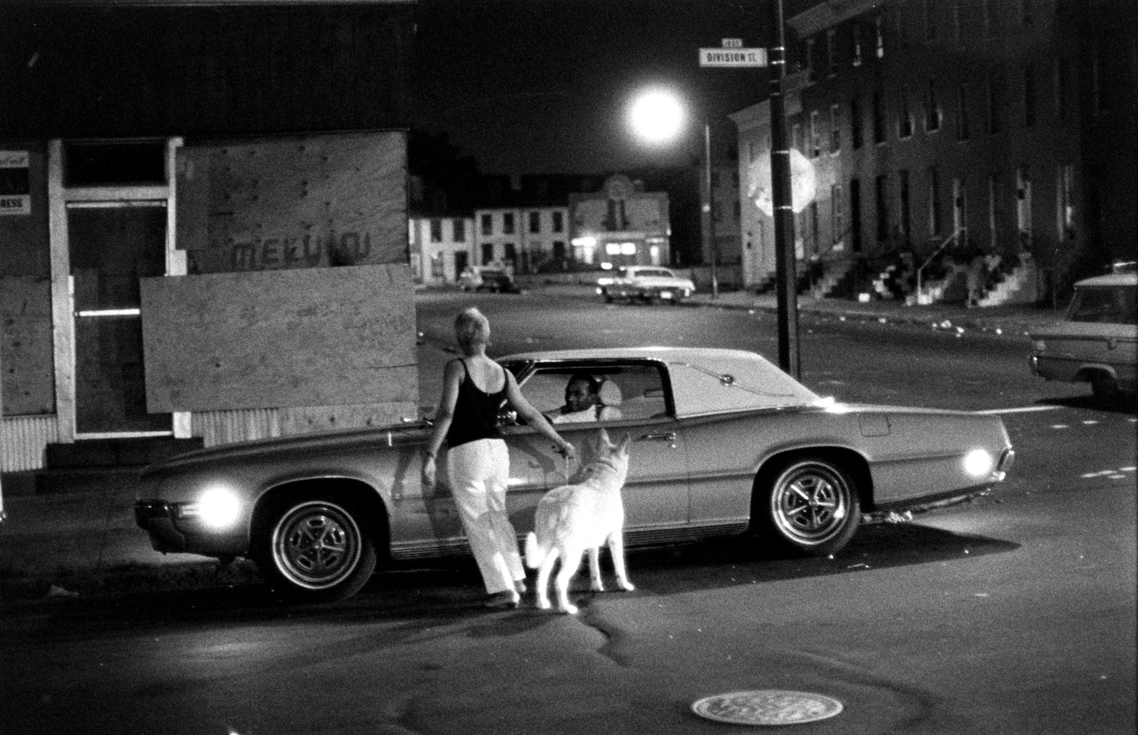 Baltimore, 1969.